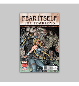 Fear Itself: Fearless 10 2012