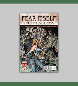 Fear Itself: Fearless 10 2012