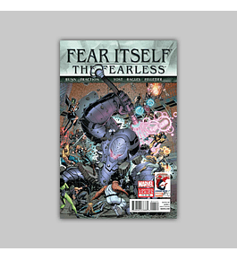 Fear Itself: Fearless 11 2012
