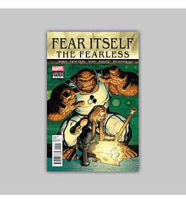 Fear Itself: Fearless 5 2012