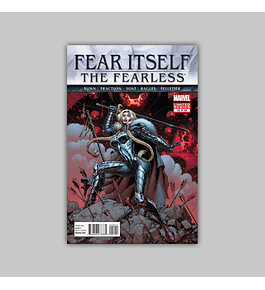 Fear Itself: Fearless 12 2012
