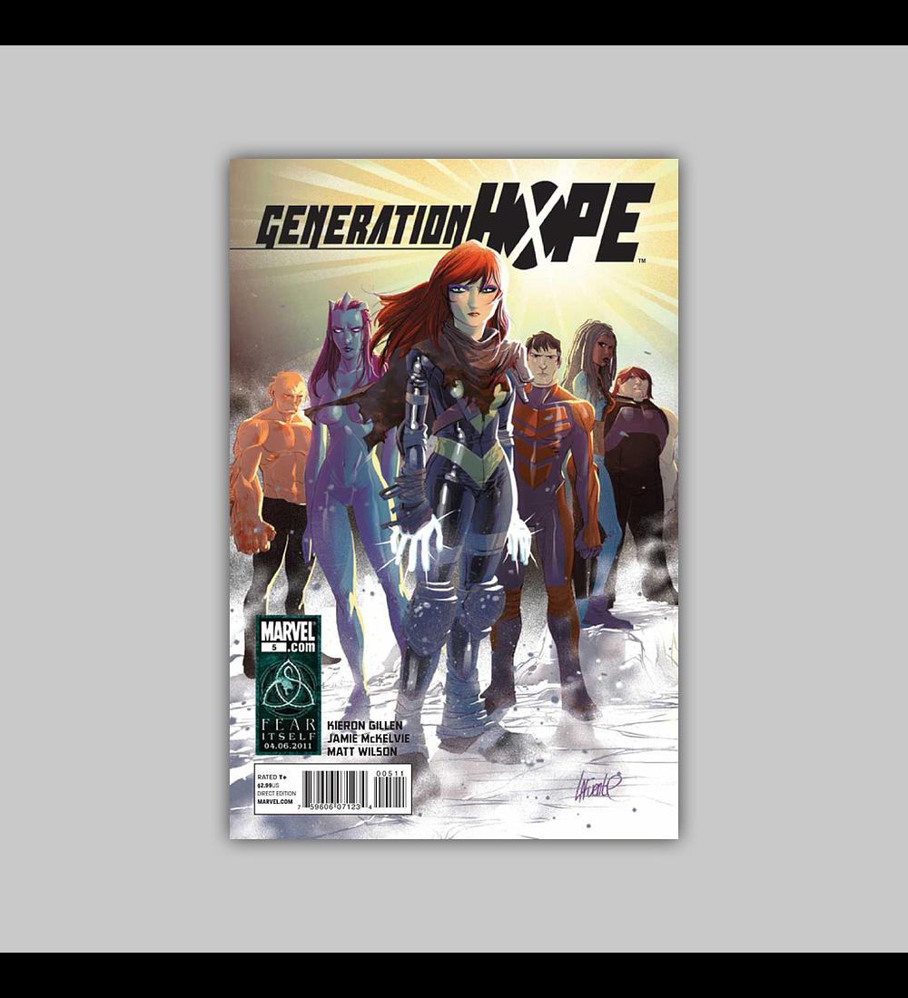 Generation Hope 5 2011