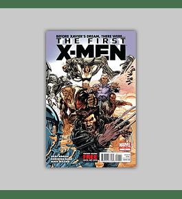 First X-Men 1 2012