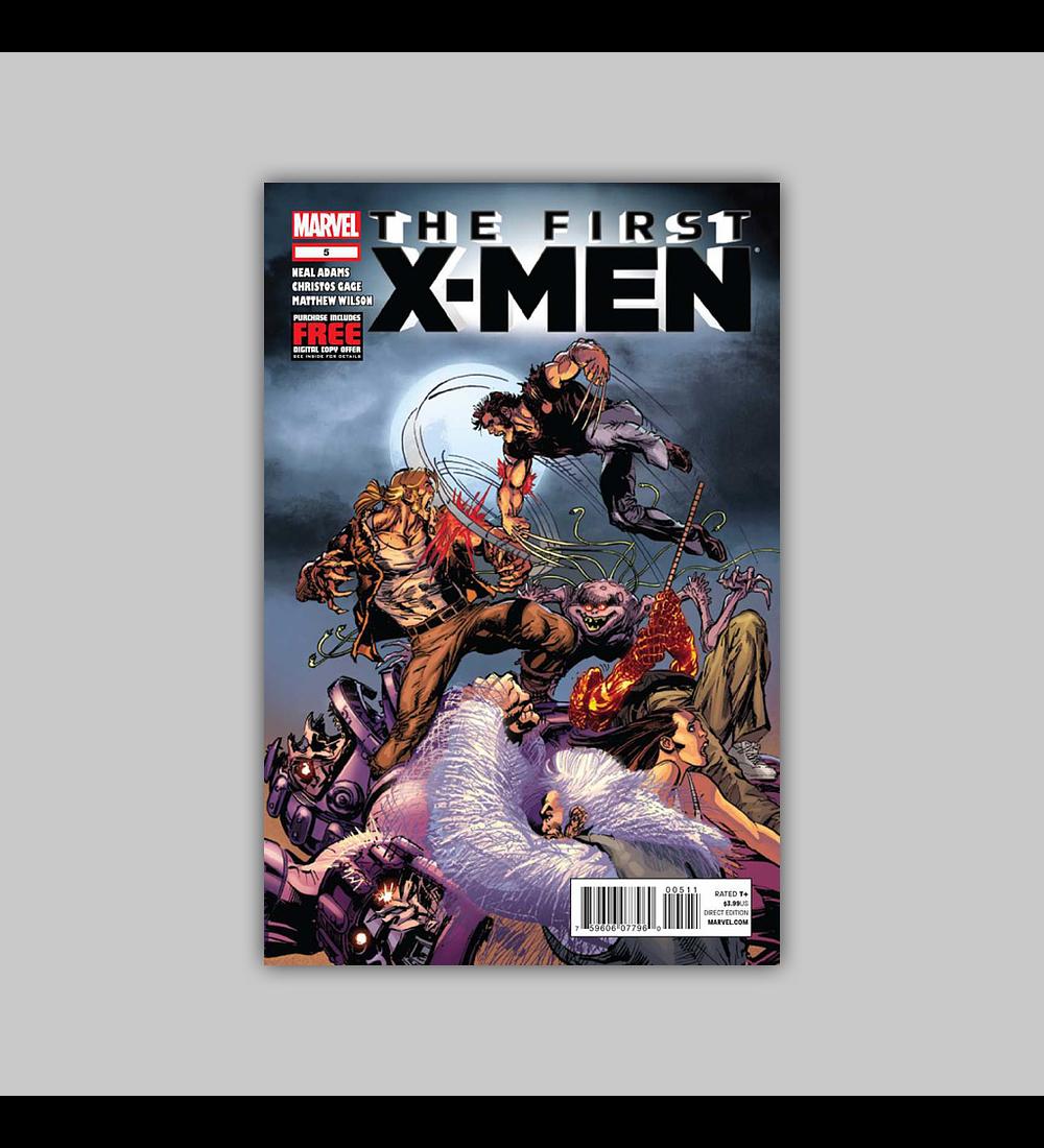 First X-Men 5 2013