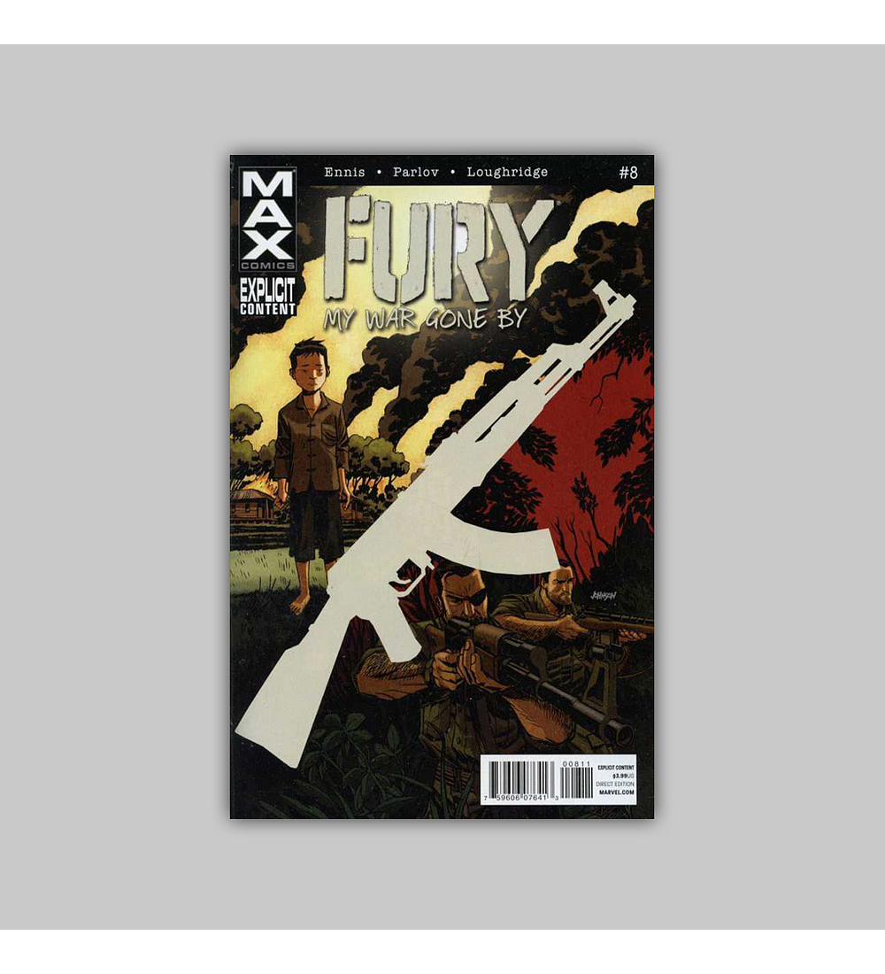 Fury Max 8 2013