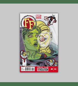 FF (Vol. 2) 4 2013