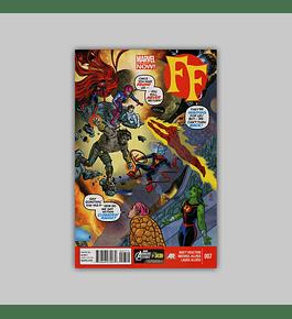 FF (Vol. 2) 7 2013