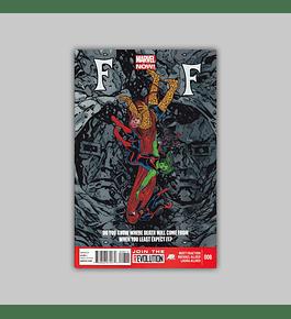 FF (Vol. 2) 8 2013
