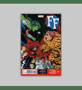 FF (Vol. 2) 12 2013