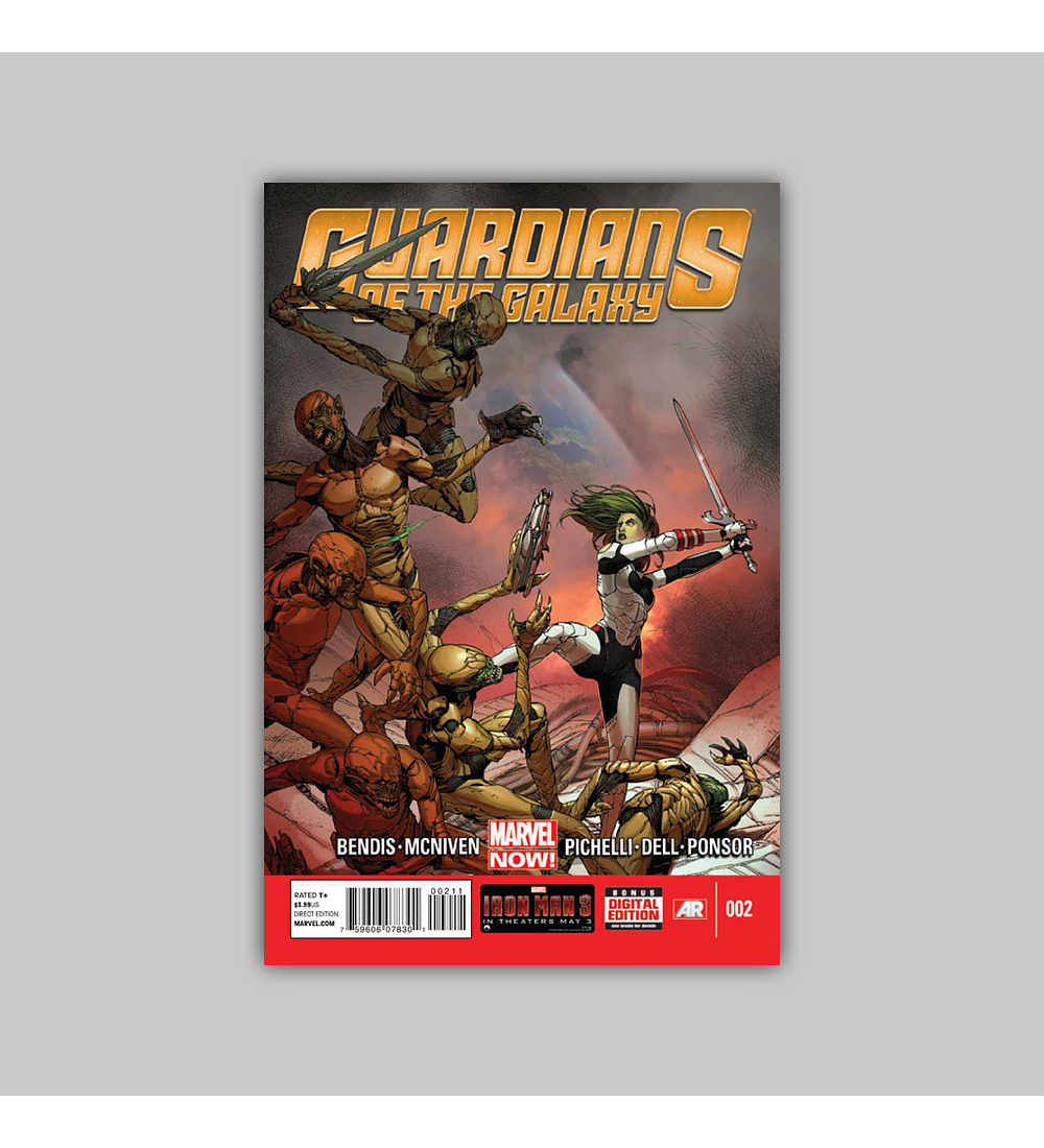 Guardians of the Galaxy (Vol. 3) 2 2013