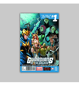 Guardians of the Galaxy (Vol. 3) 11 2nd printing 2014
