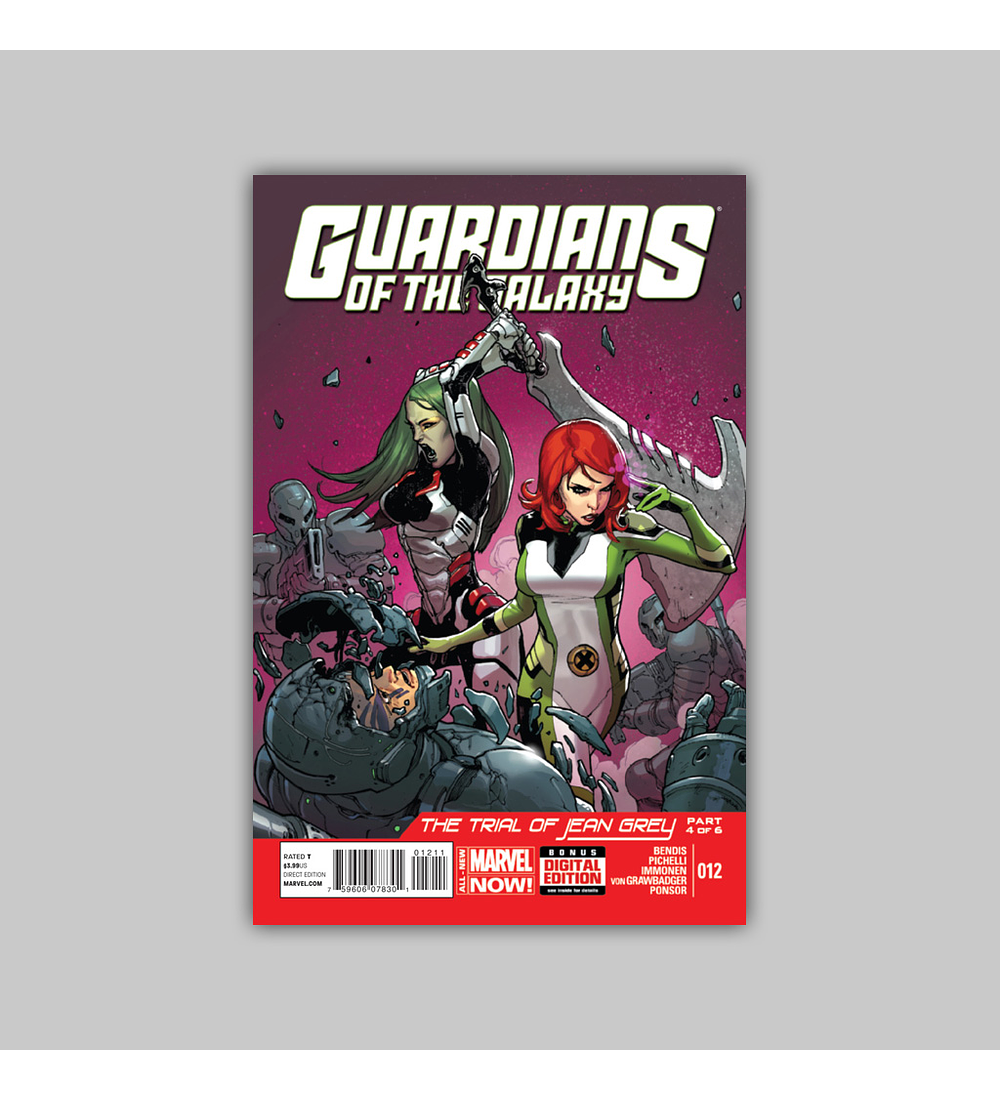 Guardians of the Galaxy (Vol. 3) 12 2014