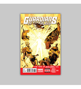 Guardians of the Galaxy (Vol. 3) 13 2014
