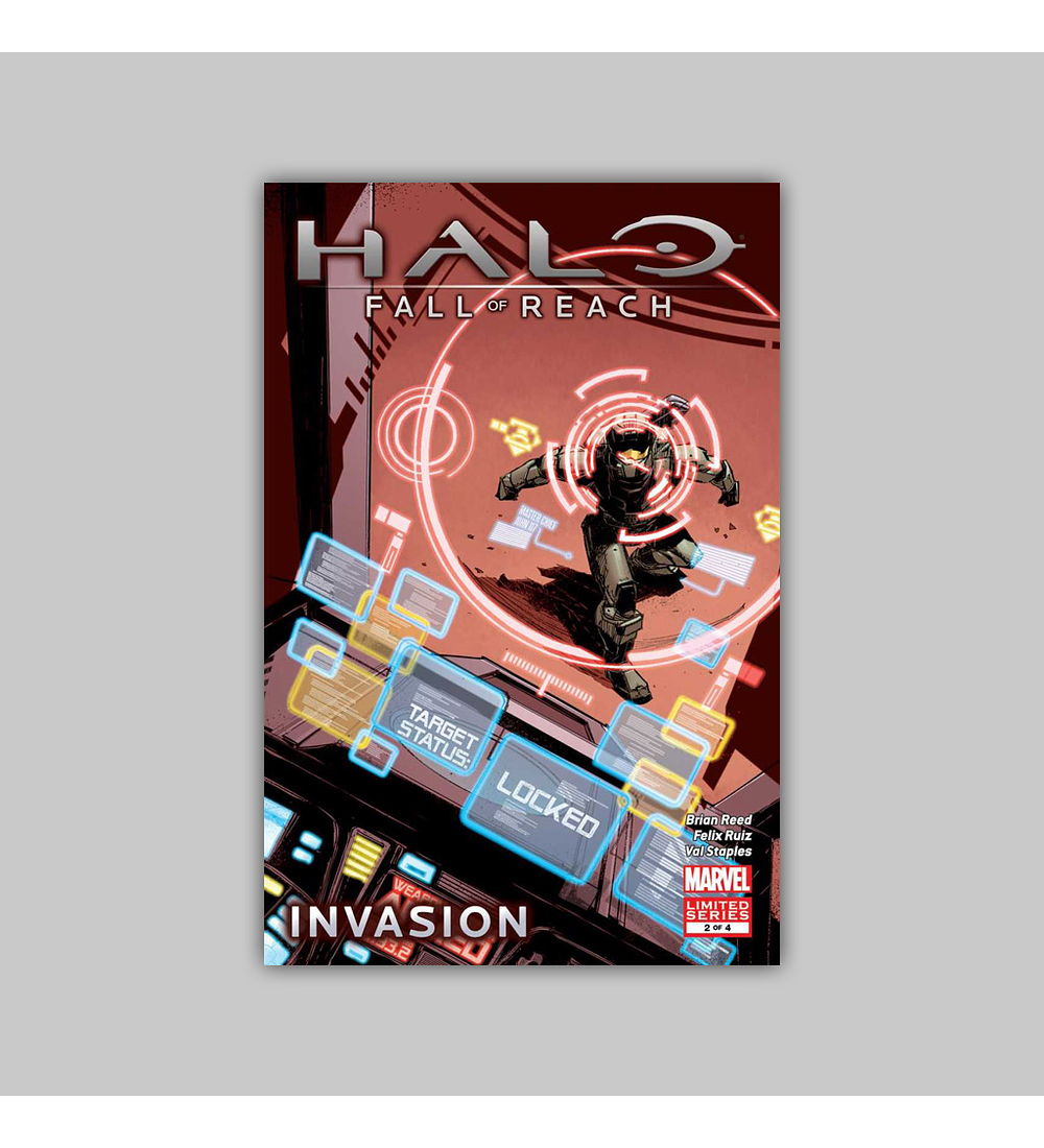 Halo: Fall of Reach - Invasion 2 2012