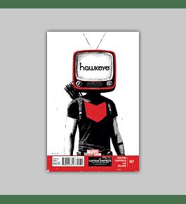 Hawkeye (Vol. 3) 17 2014