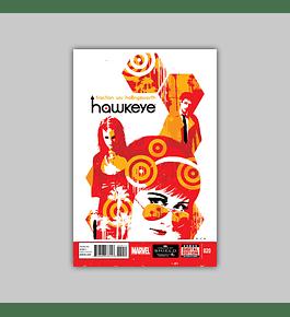 Hawkeye (Vol. 3) 20 2014