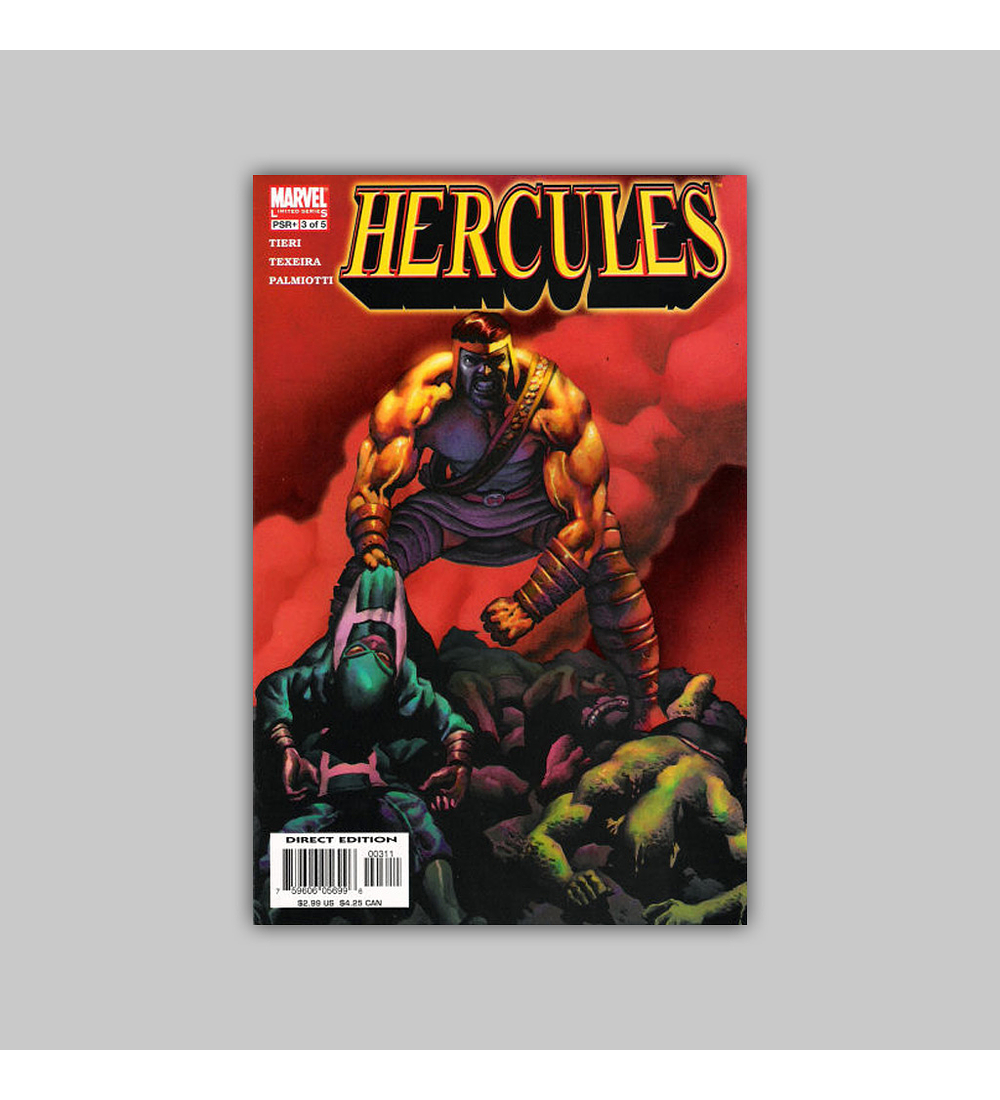 Hercules (complete limited series) 2005