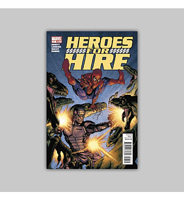 Heroes for Hire (Vol. 3) 7 2011
