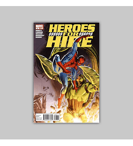 Heroes for Hire (Vol. 3) 8 2011