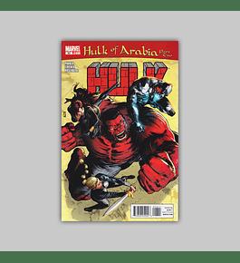 Hulk 43 2011