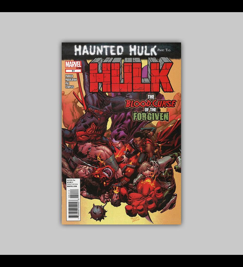 Hulk 51 2012