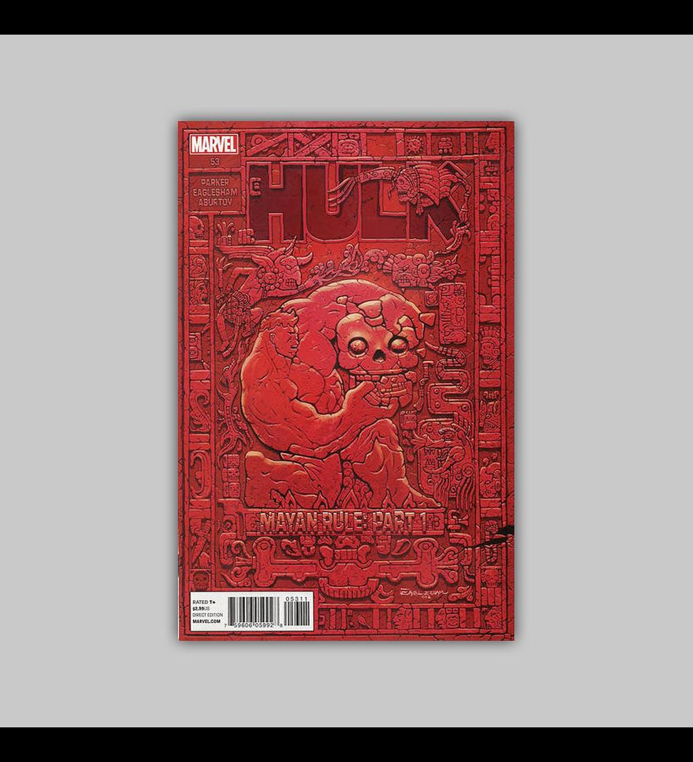 Hulk 53 2012