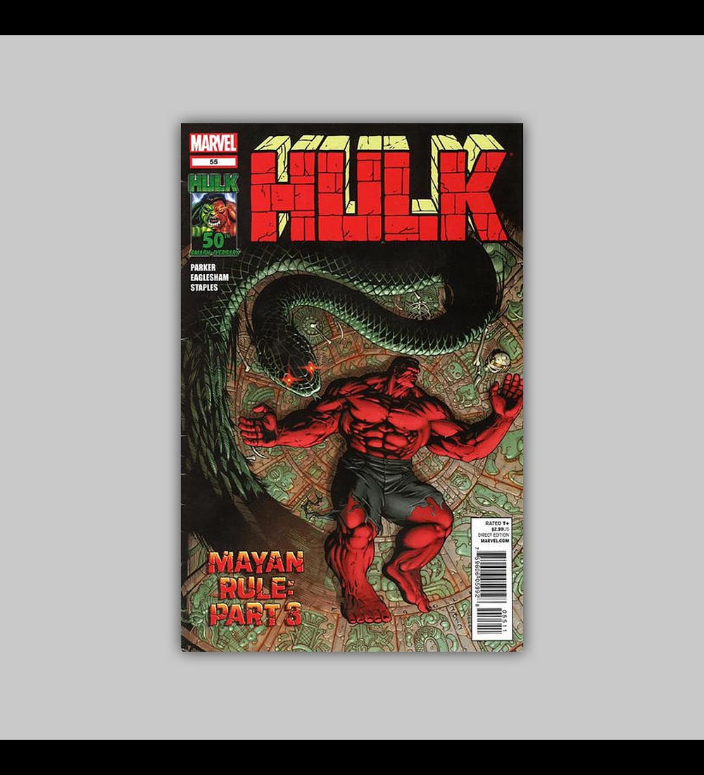 Hulk 55 2012