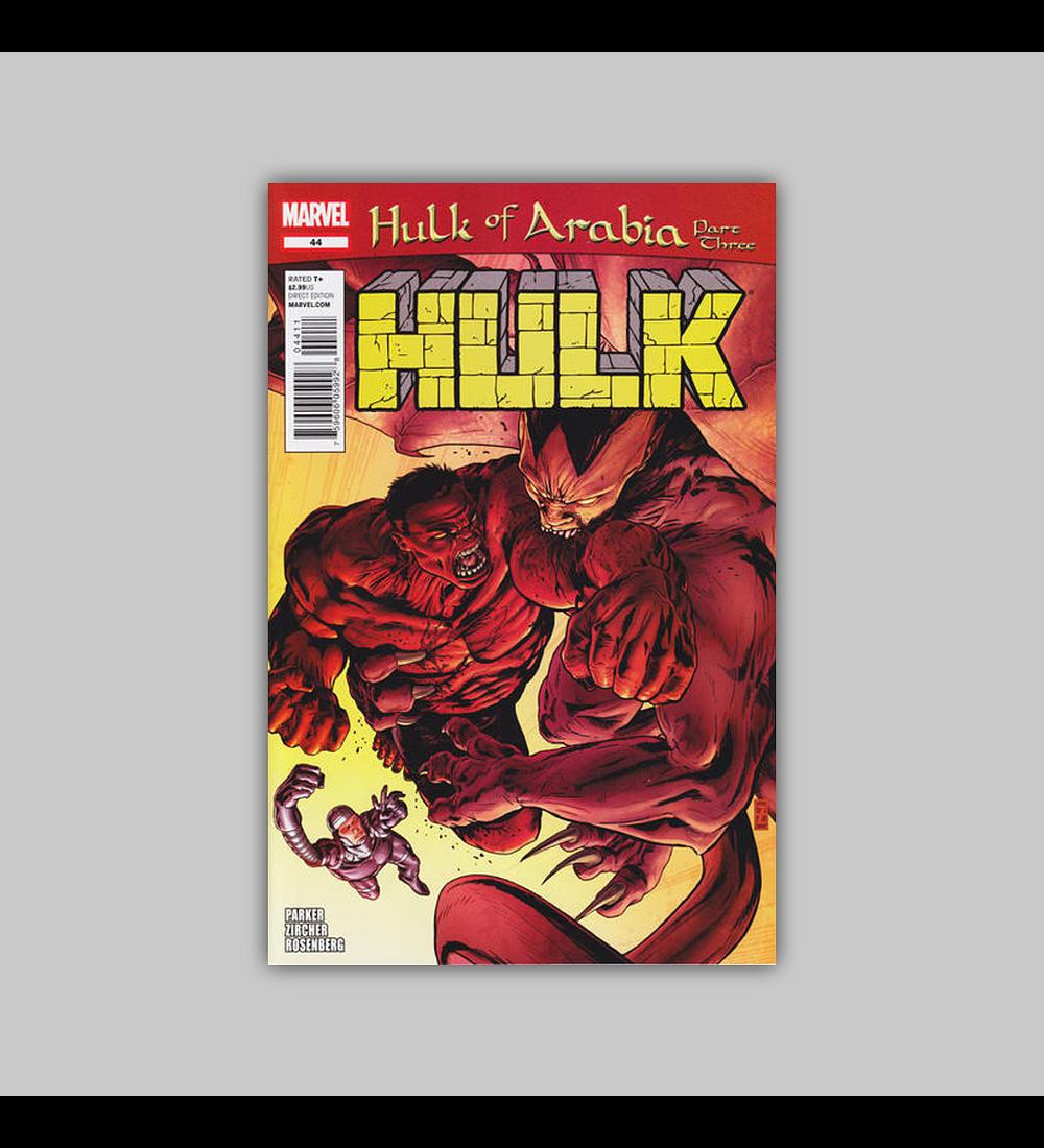 Hulk 44 2012