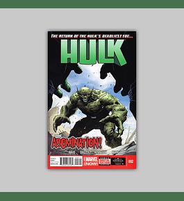 Hulk (Vol. 2) 2 2014