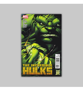 Incredible Hulk 635 2011