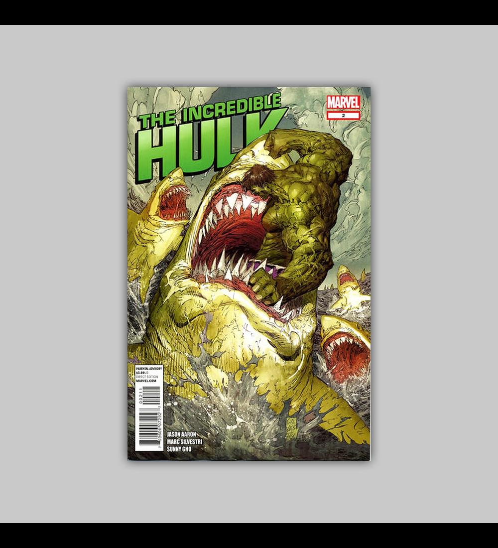 Incredible Hulk (Vol. 3) 2 2012