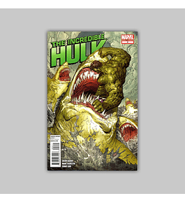 Incredible Hulk (Vol. 3) 2 2012