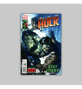 Incredible Hulk (Vol. 3) 11 2012