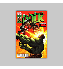 Incredible Hulk (Vol. 3) 14 2012