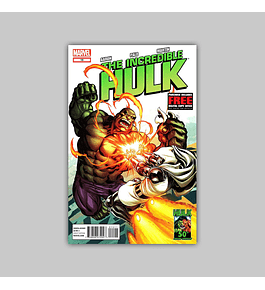 Incredible Hulk (Vol. 3) 15 2012