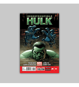 Indestructible Hulk 4 2013