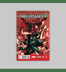 Inhumanity 1 2013