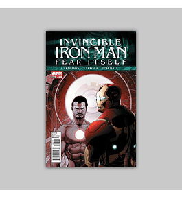 Invincible Iron Man 503 2011