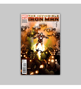 Invincible Iron Man 512 2012