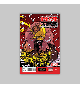 Iron Fist: Living Weapon 5 2014