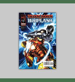 Iron Man Vs. Whiplash 2 2010