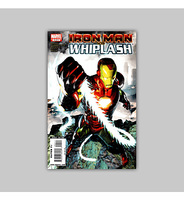 Iron Man Vs. Whiplash 4 2010