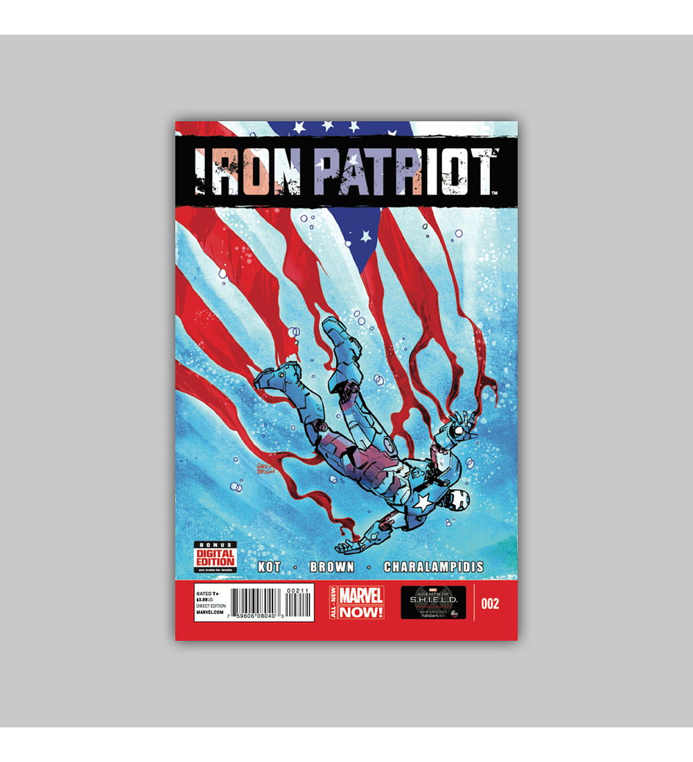 Iron Patriot 2 2014