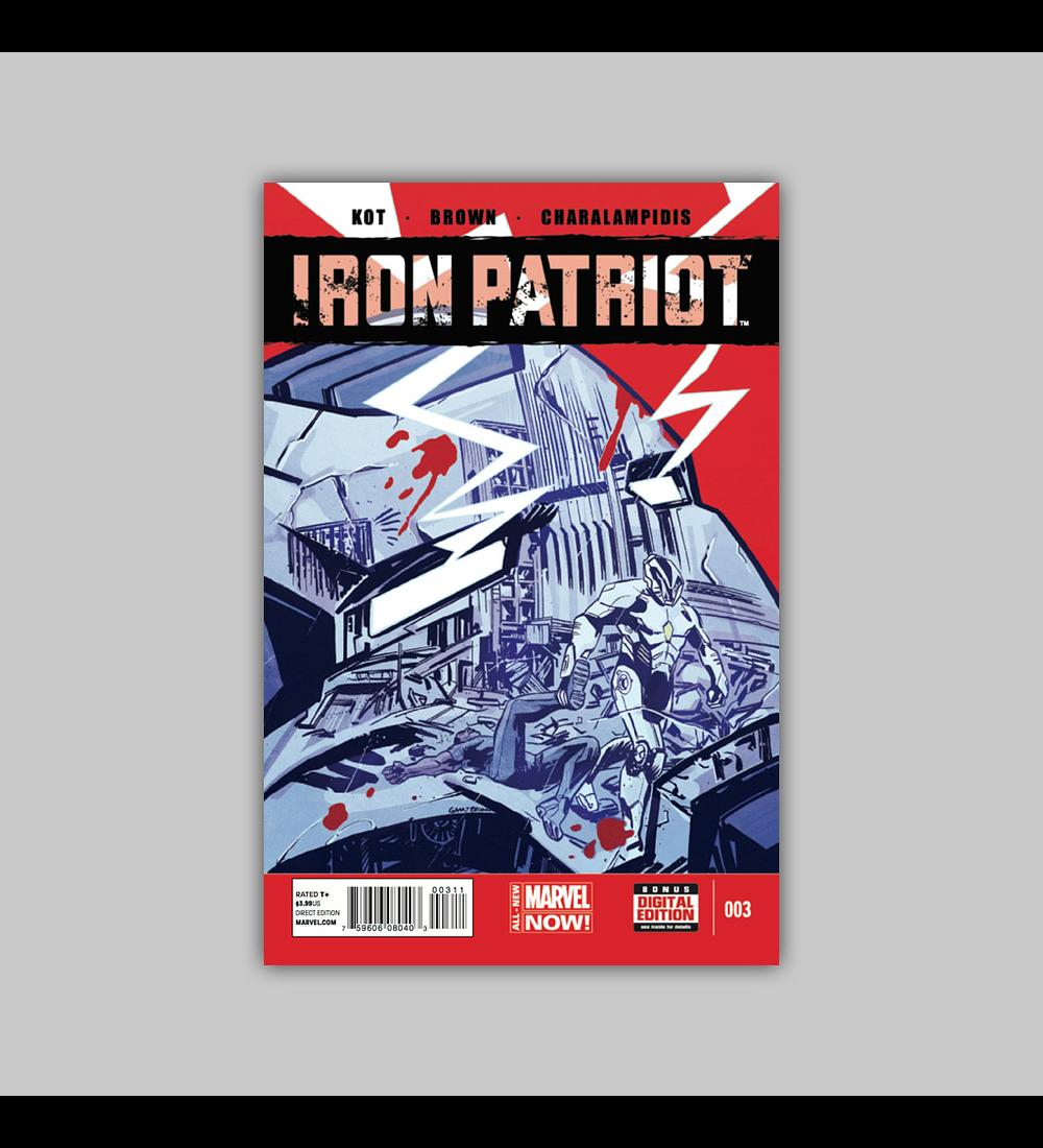 Iron Patriot 3 2014