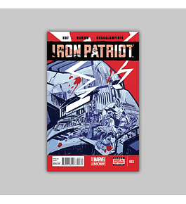 Iron Patriot 3 2014