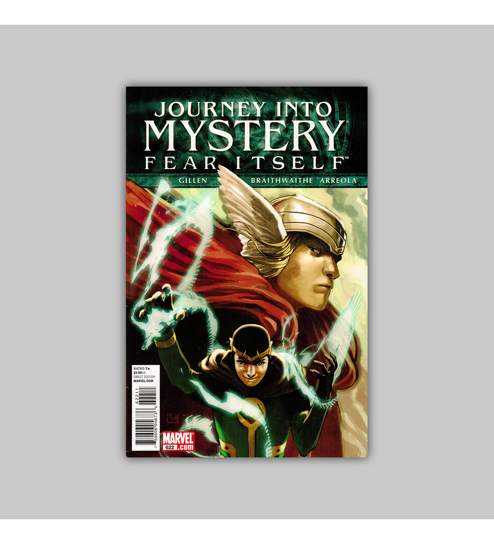 Journey Into Mystery 622 2011