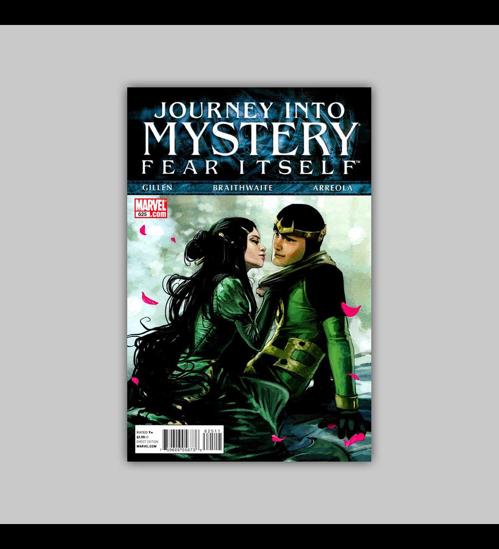 Journey Into Mystery 625 2011