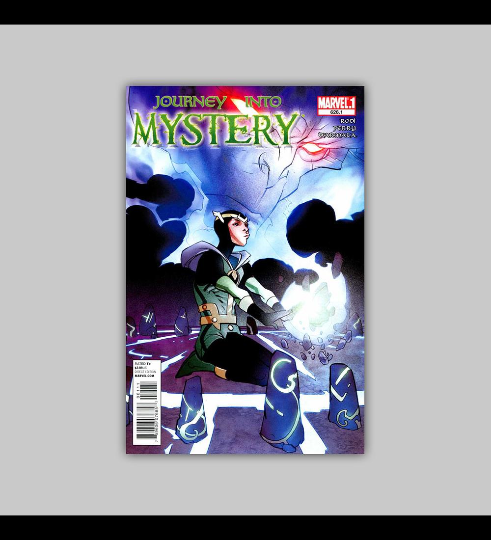 Journey Into Mystery 626.1 2011