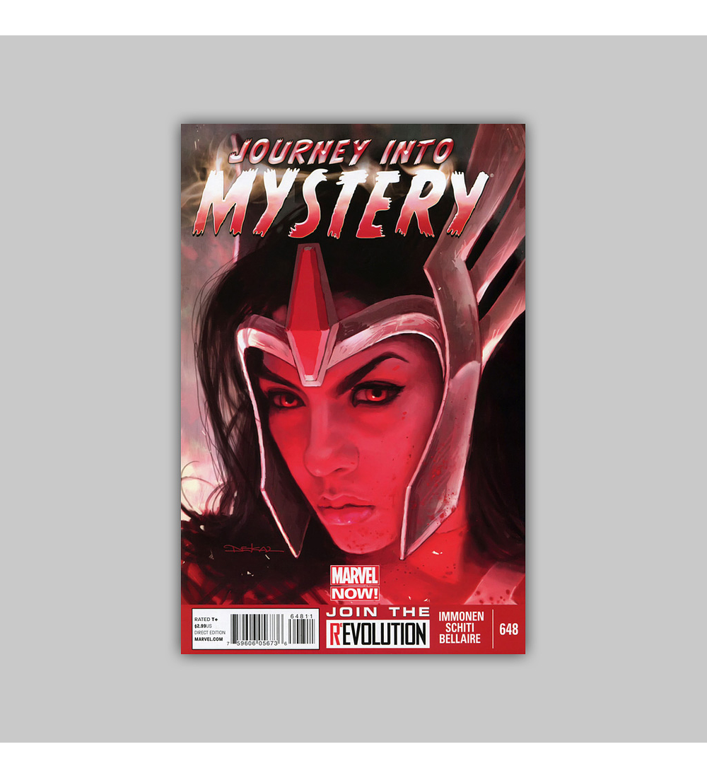 Journey Into Mystery 648 2013