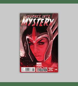 Journey Into Mystery 648 2013